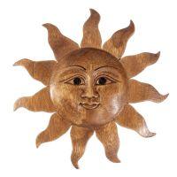 Dekorace na stěnu Slunce 50 cm