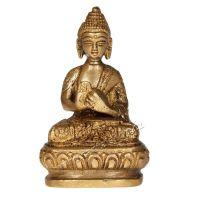 Soška kov Buddha 08 cm V