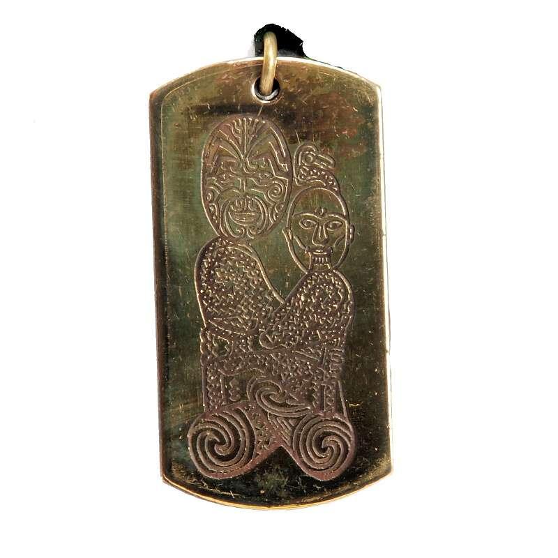Přívěsek Amulet 09 Aravská květina Amulets Symbols