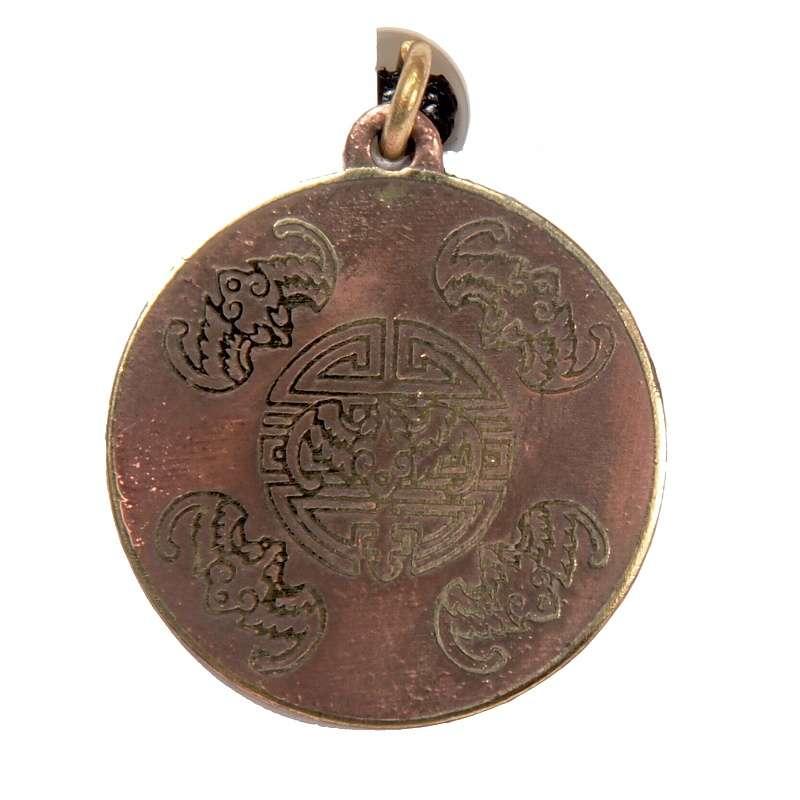 Přívěsek Amulet 23 Symbol pěti požehnání Amulets Symbols