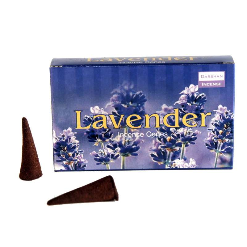 Vonné františky Darshan Levandule - Lavender