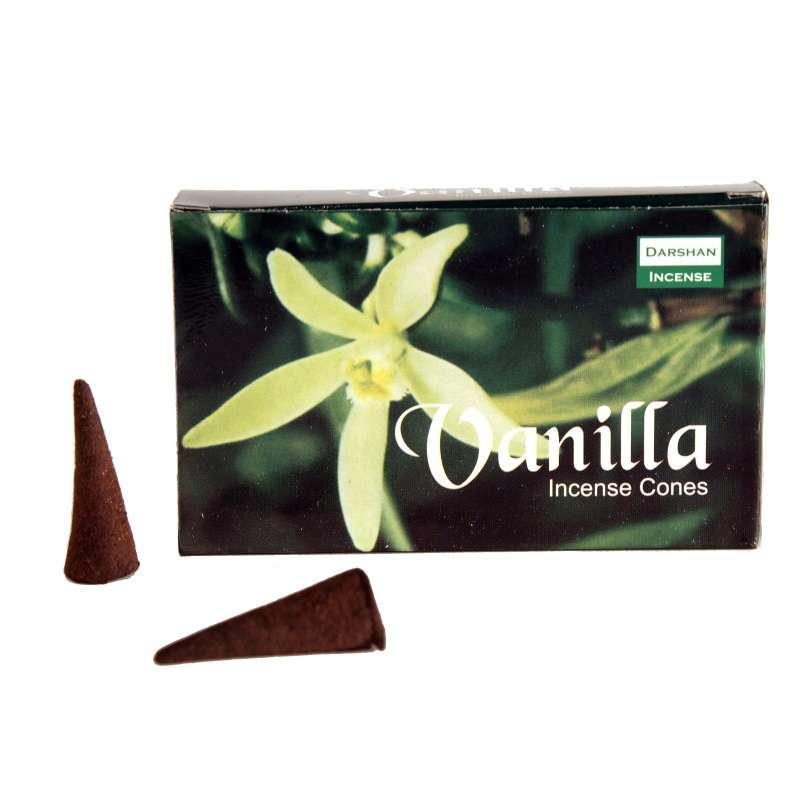 Vonné františky Darshan Vanilka - Vanilla