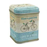 Dóza na čaj Bicykl 100 g