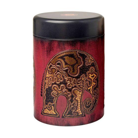 Dóza na čaj Údolí králů červená 125 g Oxalis