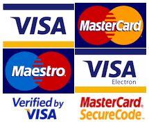 Bezpečná platba kartou online - platební brána ČSOB