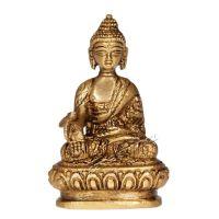 Soška Buddha kov 08 cm VI