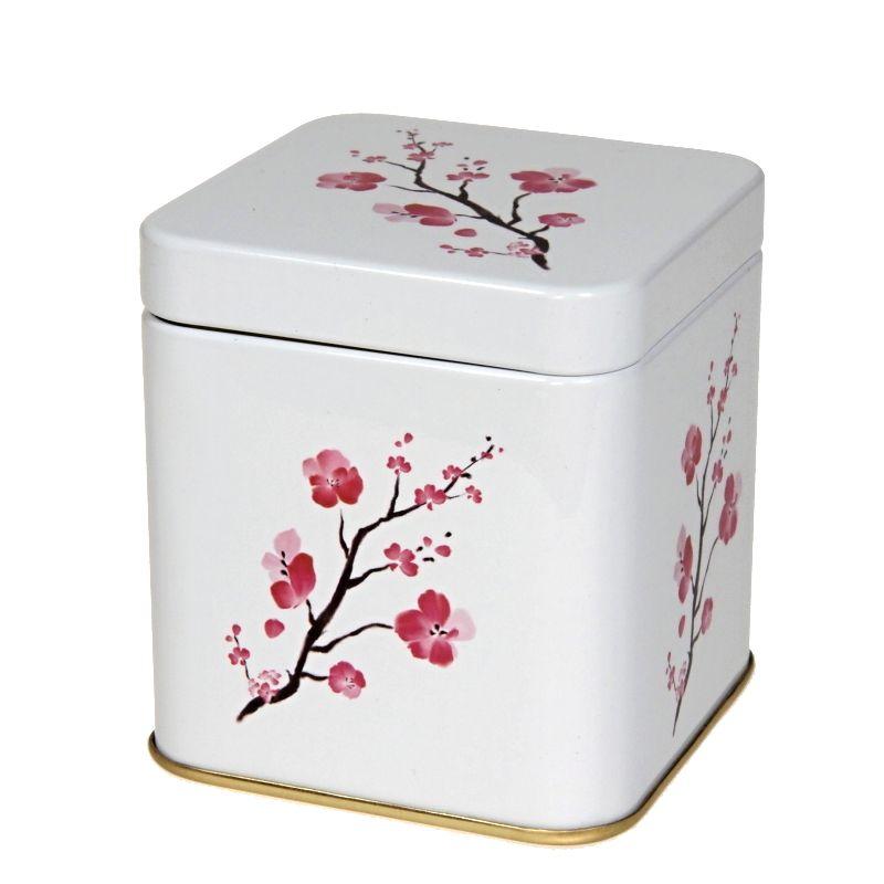 Dóza na čaj Sakura 50 g plech EU