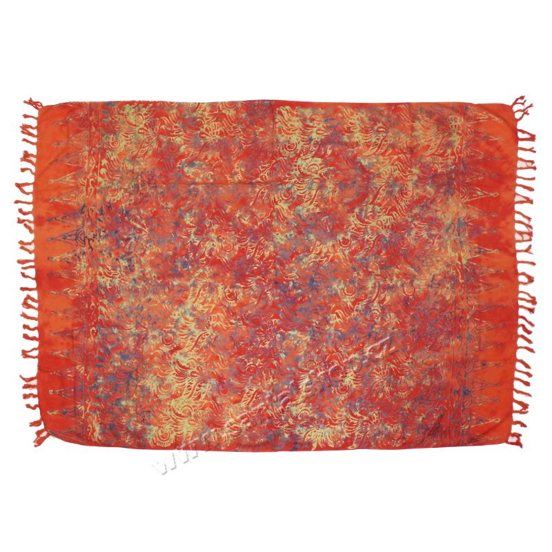 Šátek sarong, pareo 545 Indonesie