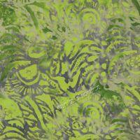 Plážový šátek sarong, pareo Džungle zelený