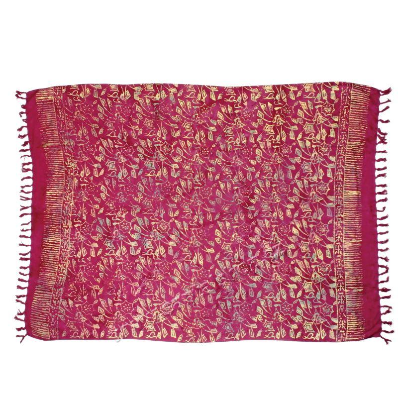 Šátek sarong, pareo 558