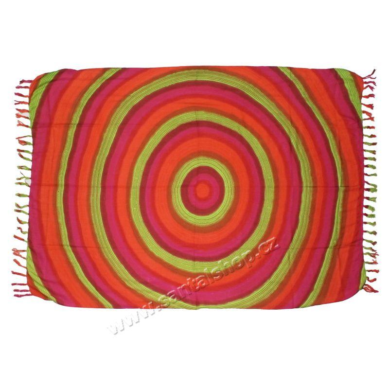 Šátek sarong, pareo 610 Indonesie