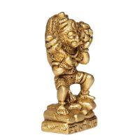 Soška Hanuman kov 07 cm Indie