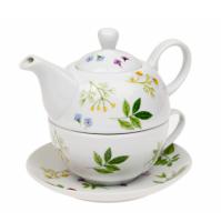 Čajová souprava Luční kvítí - tea for one