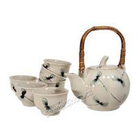 Čajová souprava Ly keramická Vietnam