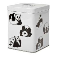 Dóza na čaj Panda 100 g