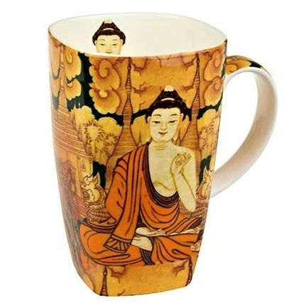 Hrnek Buddha 600 ml porcelánový Oxalis