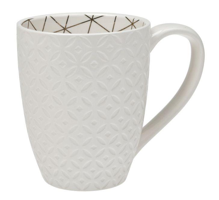 Hrnek Mia 350 ml porcelánový Oxalis