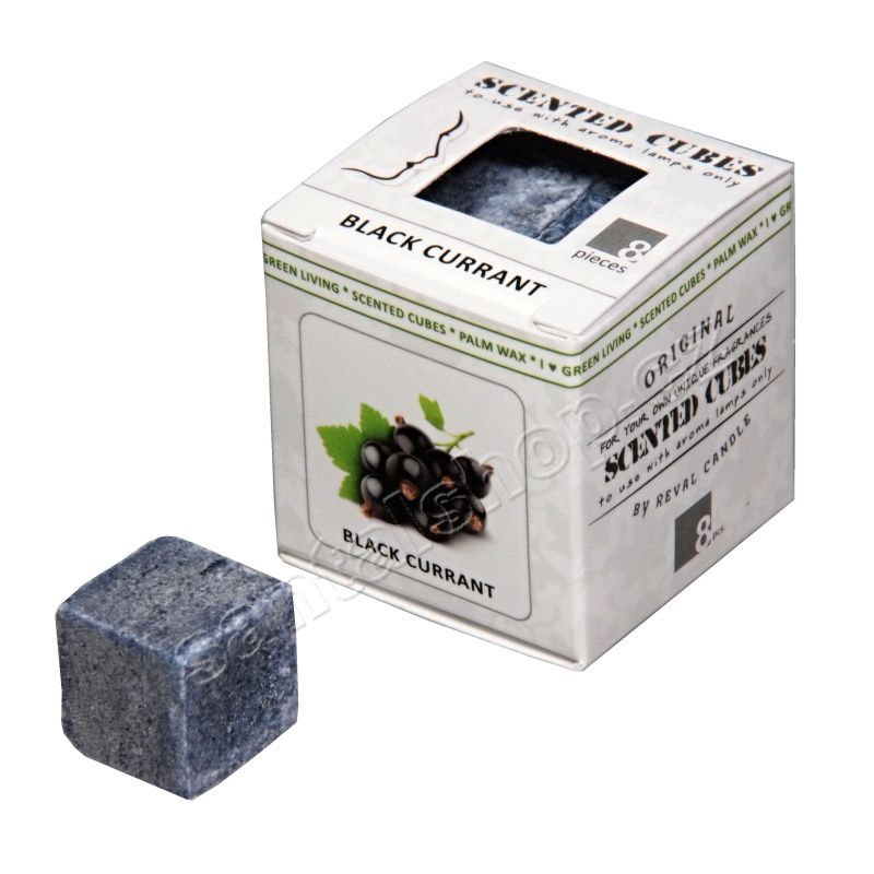 Scented cubes vonný vosk Black currant (černý rybíz) Ostuweb OÜ