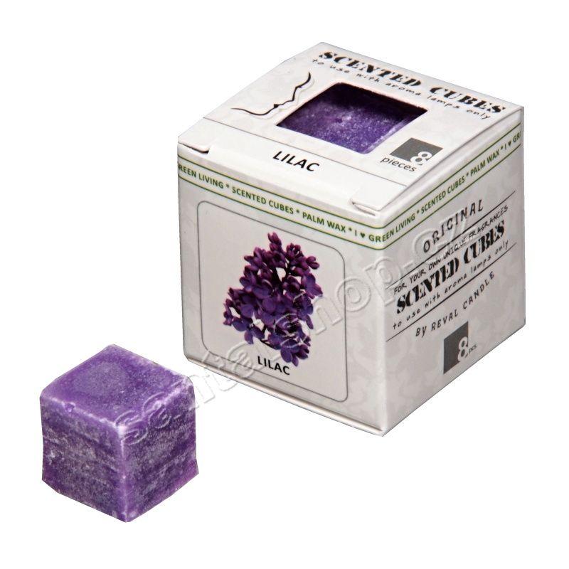 Scented cubes vonný vosk Lilac (šeřík) Ostuweb OÜ