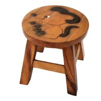 Stolička Myš 25 cm Thajsko