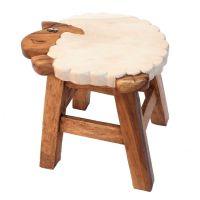 Stolička Ovce 25 cm