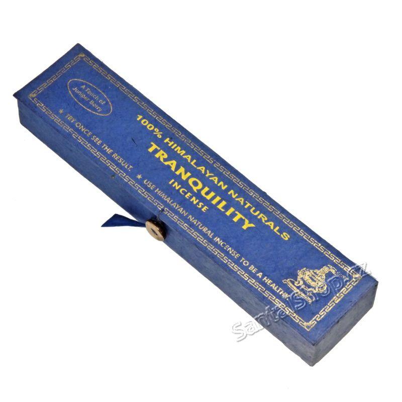 Tibetské vonné tyčinky 100% Himalayan Tranquility Tibetan incense