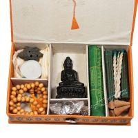 Tibetské vonné tyčinky Gift Pack Buddha Eyes dárková sada