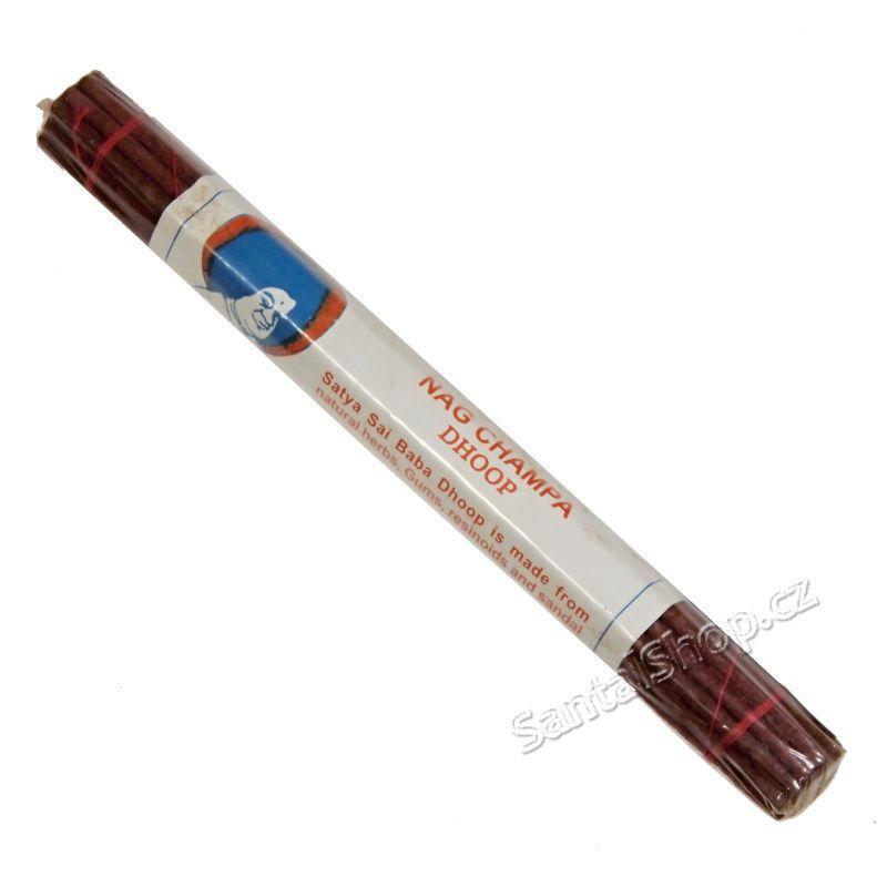 Tibetské vonné tyčinky Nag Champa Dhoop Tibetan incense