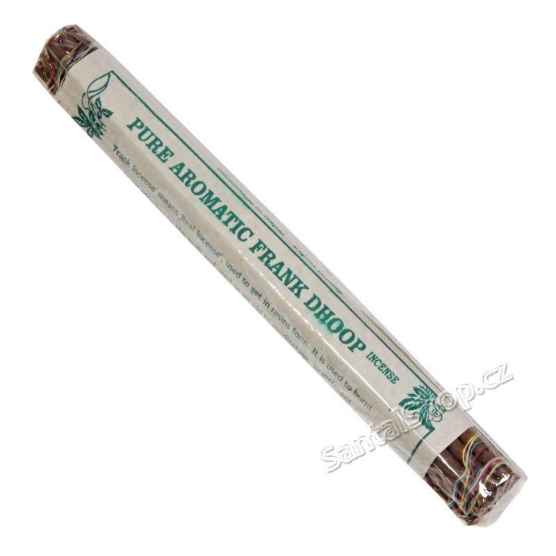 Tibetské vonné tyčinky Pure Aromatic Frank Dhoop Nepali Dhoop