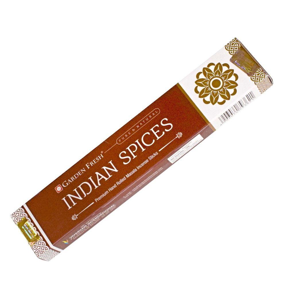 Garden Fresh Indian spices indické vonné tyčinky 15 g