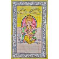 Přehoz Ganesha barevný 210 x 140 cm