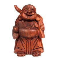Soška Hotei břichatý buddha