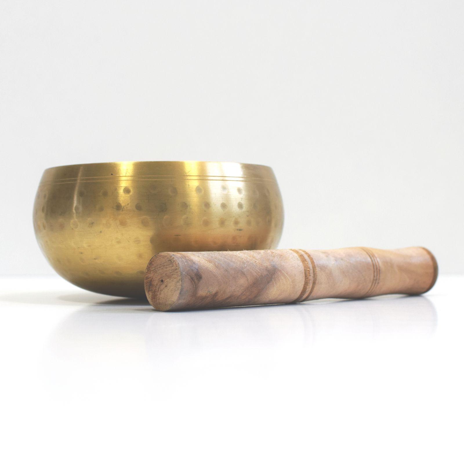 Tibetská mísa Vadžra 12 cm I. Indie