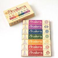 Vonné tyčinky - 7 Chakra Collection
