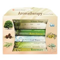 Vonné tyčinky sada Garden Fresh Aromatherapy