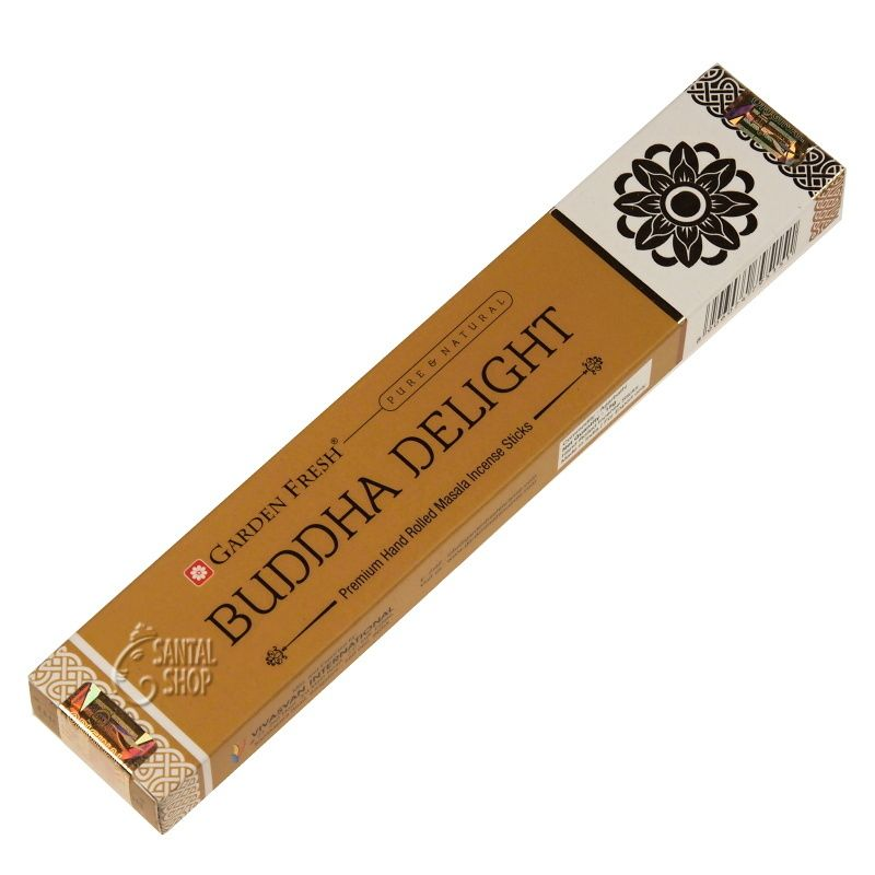 Garden Fresh Buddha Delight indické vonné tyčinky 15 g