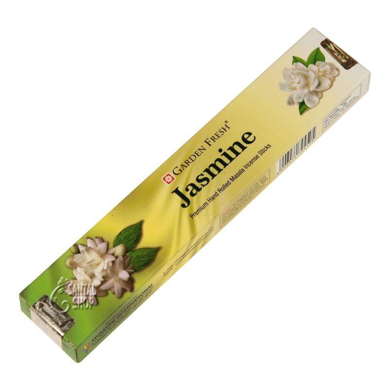 Garden Fresh Jasmine indické vonné tyčinky 15 g