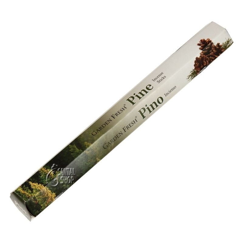 Garden Fresh Pine indické vonné tyčinky 20 ks