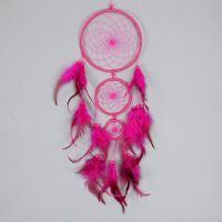 Lapač snů 15 cm růžový