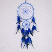 Lapač snů 20 cm III modrý