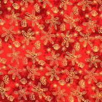Plážový šátek sarong, pareo Moře čevený