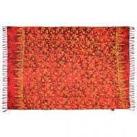 Šátek sarong Moře čevený