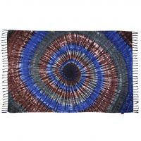 Šátek sarong Spirála půlnoční