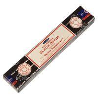 Vonné tyčinky Satya Black Opium 15 g