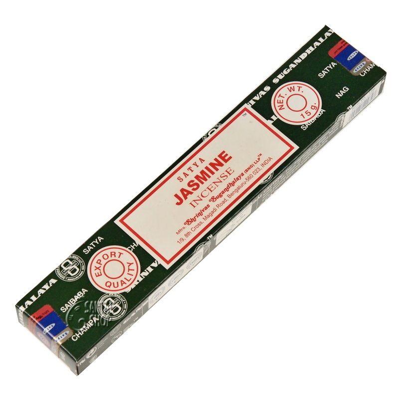 Satya Jasmin indické vonné tyčinky 15 g