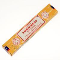 Vonné tyčinky Satya Sandalwood 15 g