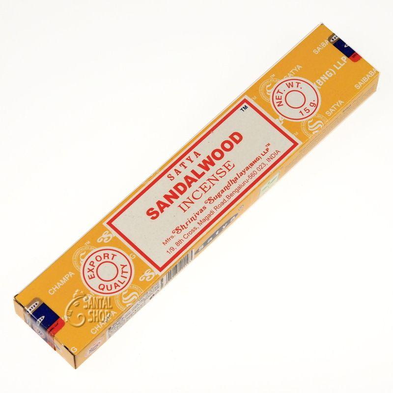 Satya Sandalwood indické vonné tyčinky 15 g