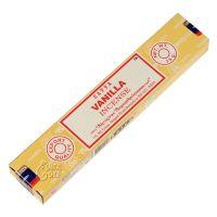 Vonné tyčinky Satya Vanilla 15 g