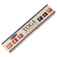 Vonné tyčinky Satya Yoga 15 g