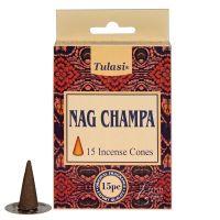 Vonné františky Tulasi Nag Champa